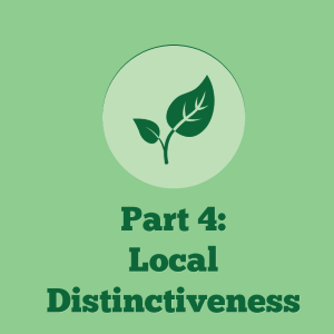 Local Distinctiveness
